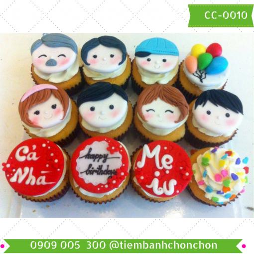 Bánh Cupcake 0010