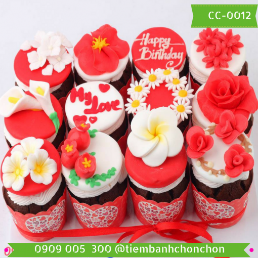 Bánh Cupcake 0012