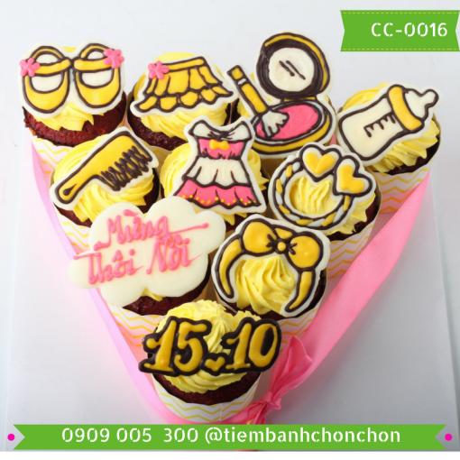 Bánh Cupcake 0016