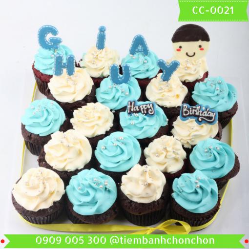 Bánh Cupcake 0021