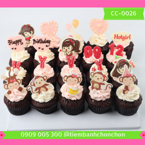 Bánh Cupcake 0026