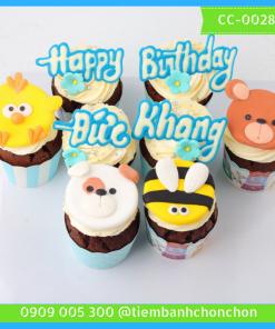 Bánh Cupcake 0027