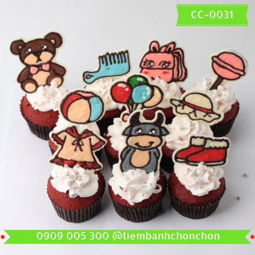 Bánh Cupcake 0031