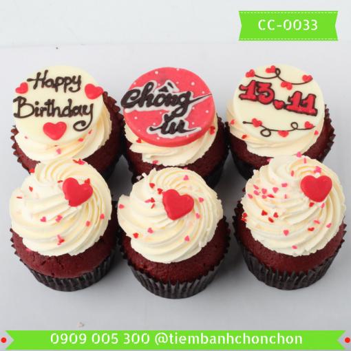 Bánh Cupcake 0033