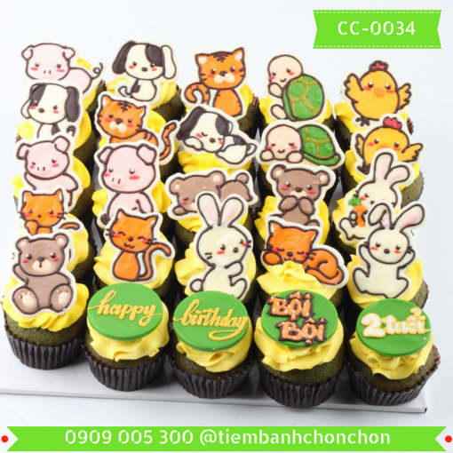 Bánh Cupcake 0034