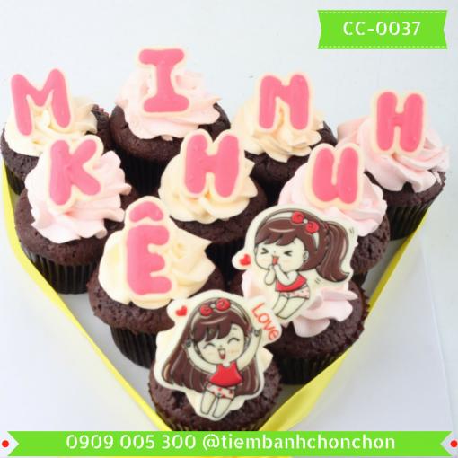 Bánh Cupcake 0037