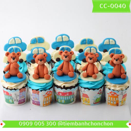 Bánh Cupcake 0040