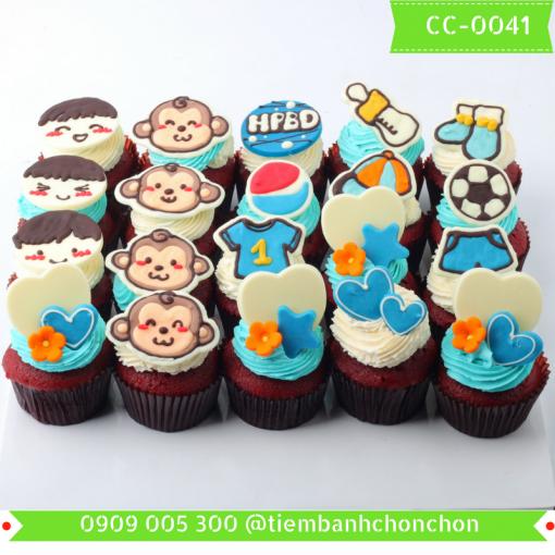 Bánh Cupcake 0041