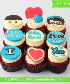 Bánh Cupcake 0042