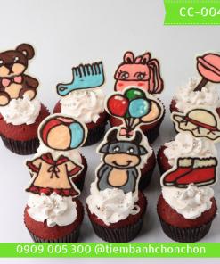 Bánh Cupcake 0045