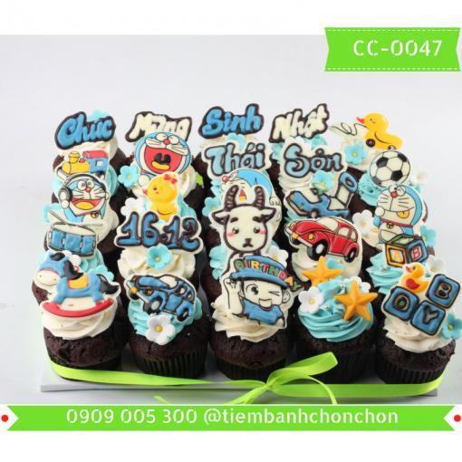 Bánh Cupcake 0047