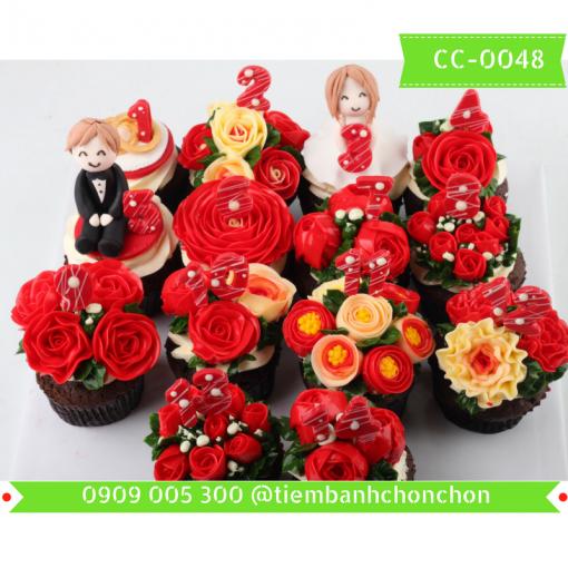 Bánh Cupcake 0048