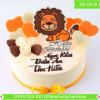 Bánh kem vẽ 2D 0038