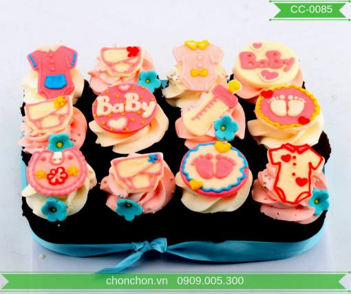 Bánh CupCake Dành Cho Bé Dễ Thương MS CC-0085