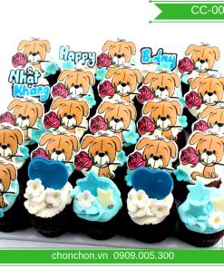Bánh CupCake Dành Cho Bé Tuổi Chó MS CC-0058