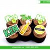 Bánh CupCake Dễ Thương Cho Bé Trai MS CC-0080