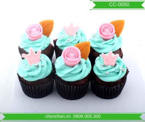 Bánh CupCake Đơn Giản Dễ Thương MS CC-0050