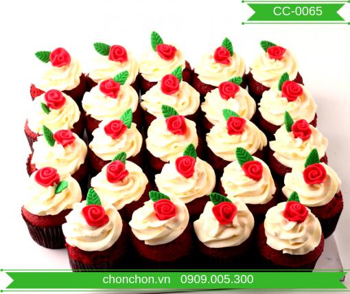 Bánh CupCake Đơn Giản Dễ Thương MS CC-0065