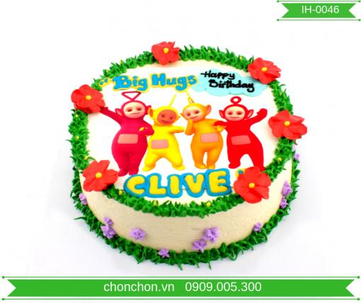 Bánh Kem In Hình Dành Cho Bé Dễ Thương MS IH-0046