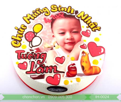 Bánh Kem In Hình Dễ Thương Dành Cho Bé MS IH-0024