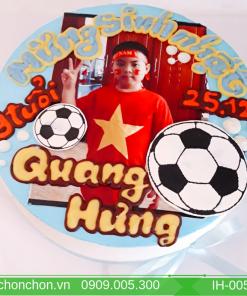 Bánh Kem In Hình Dễ Thương Dành Cho Bé Trai MS IH-0054