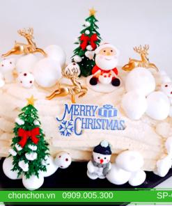 Bánh Kem Noel Dễ Thương MS SP-0159
