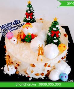 Bánh Kem Noel Dễ Thương MS SP-0160