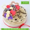 Bánh Kem Rau Câu Trang Trí Đơn Giản Dễ Thương MS SP-0013