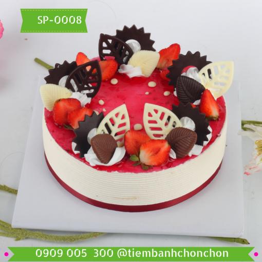 Bánh kem Simple 0008