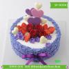 Bánh Kem Trang Trí Đơn Giản Dễ Thương MS SP-0004