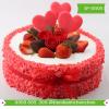 Bánh Kem Trang Trí Đơn Giản Dễ Thương MS SP-0005
