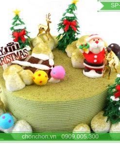 Bánh Kem Trang Trí Noel Dễ Thương Dành Tặng Cho Bạn MS SP-0148