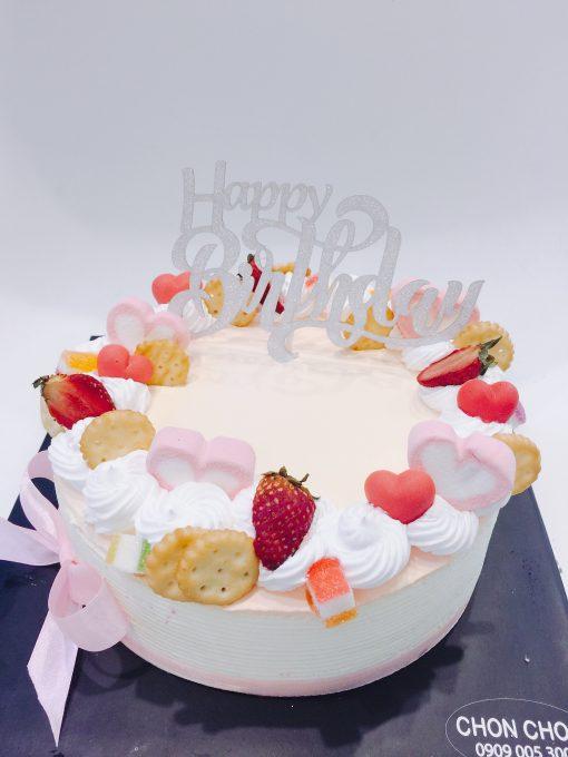 Bánh sinh nhật tặng bạn gái