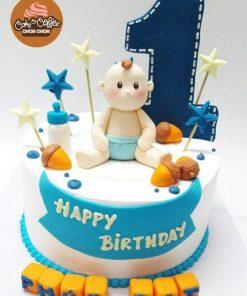 Bánh sinh nhật đẹp cho bé