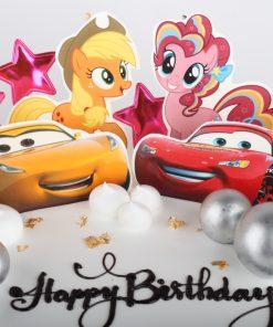 Bánh sinh nhật 12 con giáp