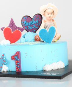 Bánh sinh nhật đẹp cho bé trai